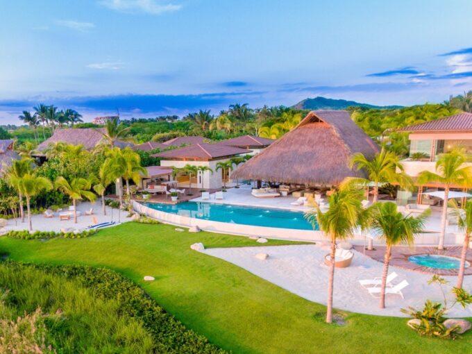 Villa Solaz Punta Mita Mexico